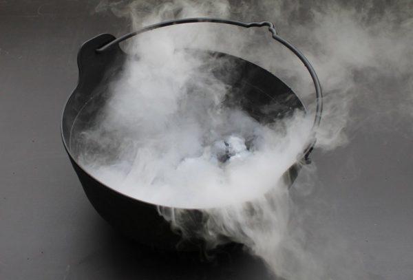 Mr Iceman Large Cauldron