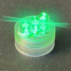 Mr Iceman Green LED Light