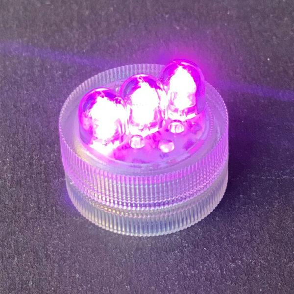 Mr Iceman Purple LED Light